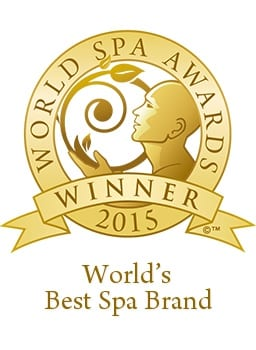 !QMS winnaar World's Best Spa Award